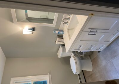 Bathroom Remodeling Project in Granby, CT