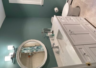 Bathroom Remodeling Project in Somers, CT